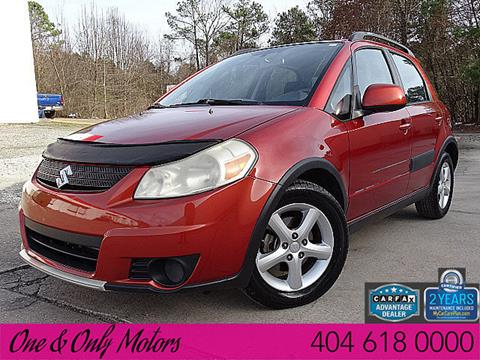 2007 Suzuki SX4 Crossover for sale in Doraville, GA