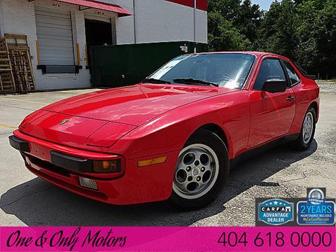 1987 Porsche 944 for sale in Doraville, GA