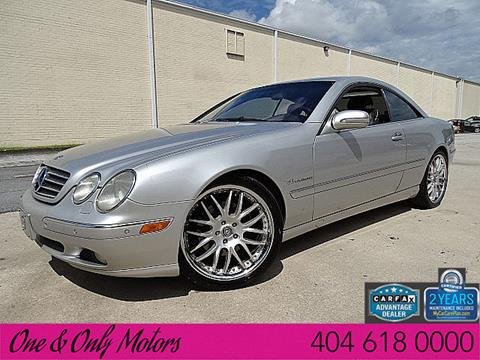 2000 Mercedes-Benz CL-Class for sale in Doraville, GA