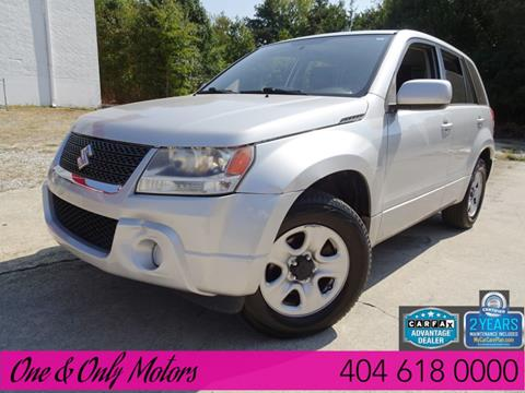 2011 Suzuki Grand Vitara for sale in Doraville, GA