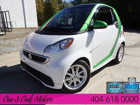 2014 Smart fortwo electric drive for sale in Doraville, GA