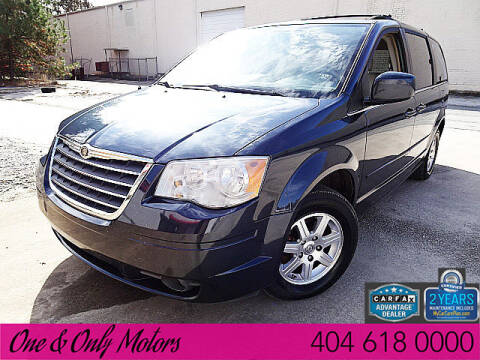 2008 Chrysler Town and Country for sale in Doraville, GA