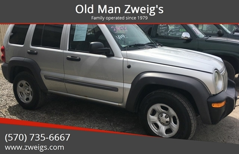 2003 Jeep Liberty for sale in Plymouth Township, PA
