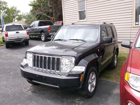 2008 Jeep Liberty for sale in Fort Wayne, IN