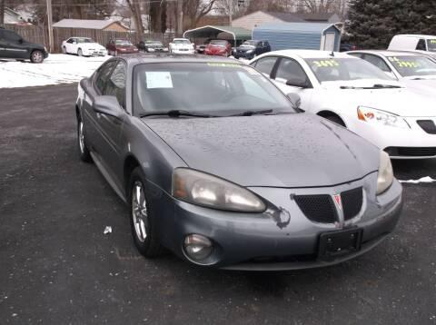 2004 Pontiac Grand Prix GT2 for sale at Straight Line Motors LLC in Fort Wayne IN
