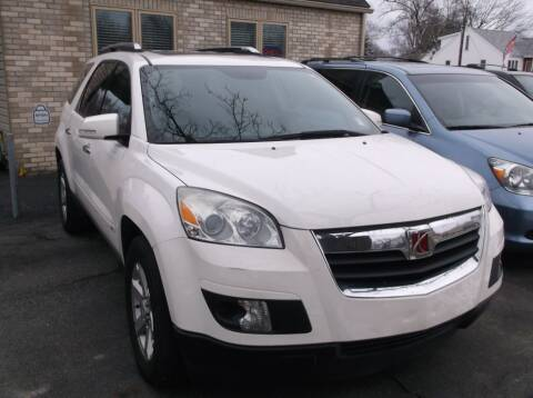 2009 Saturn Outlook XE for sale at Straight Line Motors LLC in Fort Wayne IN