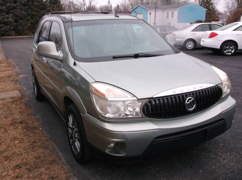 2006 Buick Rendezvous CX for sale at Straight Line Motors LLC in Fort Wayne IN