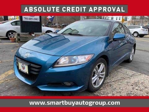 2011 Honda CR-Z for sale in Revere, MA