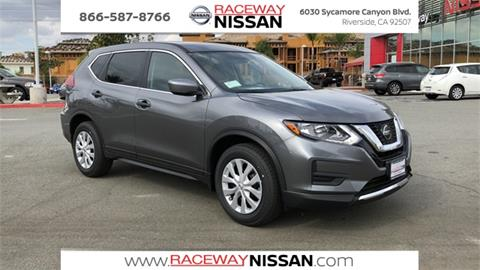 2018 Nissan Rogue for sale in Riverside, CA