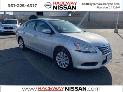 2013 Nissan Sentra for sale in Riverside, CA