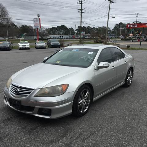 Acura RL SHAWD In Elizabeth City NC KJF Automotive Group LLC - Acura rl 2005 for sale