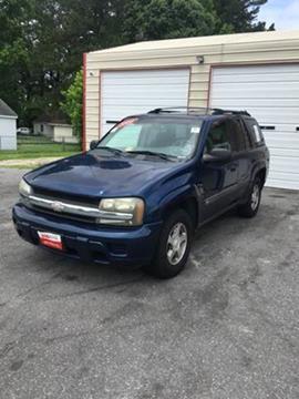 Chevrolet TrailBlazer For Sale in Elizabeth City, NC - KJF