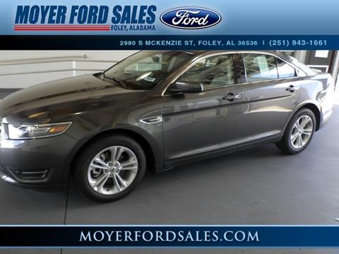 2018 Ford Taurus for sale in Foley, AL