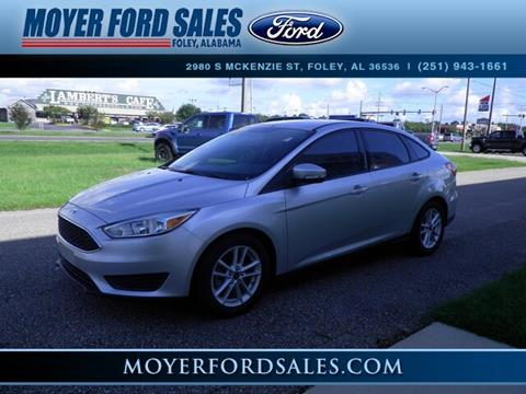 2015 Ford Focus for sale in Foley, AL