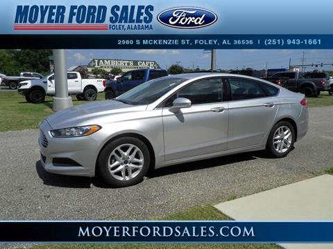 2016 Ford Fusion for sale in Foley, AL