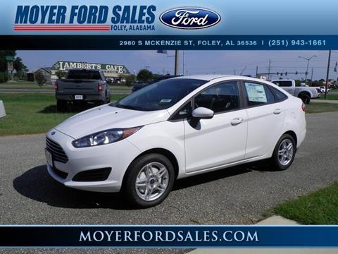 2019 Ford Fiesta for sale in Foley, AL