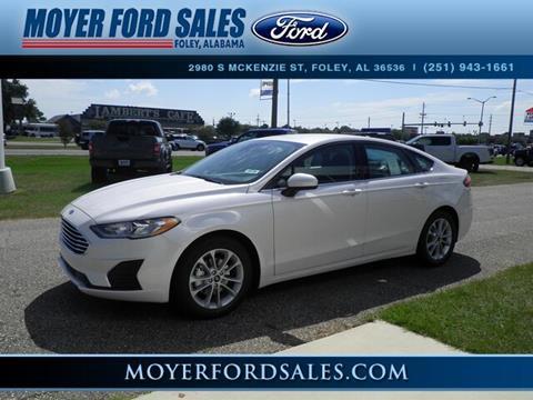 2019 Ford Fusion for sale in Foley, AL
