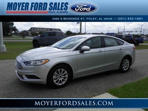 2017 Ford Fusion for sale in Foley, AL