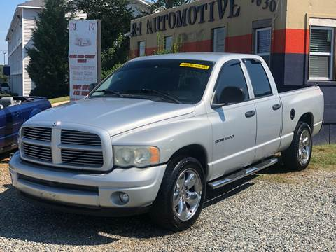 Dodge Ram Pickup 1500 For Sale In Charlotte Nc Carsforsale Com Rh  Carsforsale Com Dodge Ram Dealership Charlotte Nc Dodge Ram 2500 Charlotte  Nc