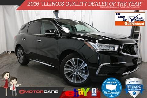 Used Acura MDX For Sale In California Carsforsalecom - Used 2018 acura mdx