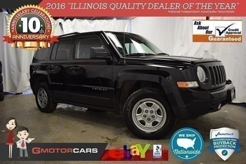 2017 Jeep Patriot for sale in Arlington Heights, IL