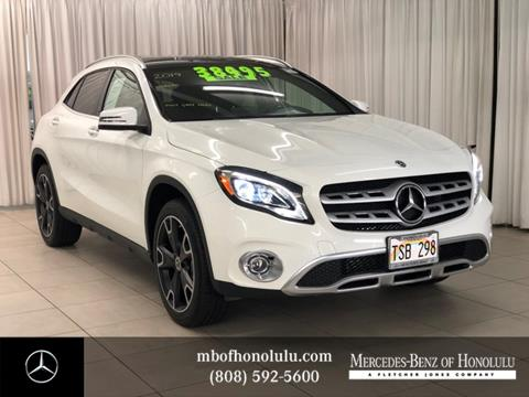 2019 Mercedes-Benz GLA for sale in Honolulu, HI