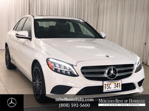 2019 Mercedes-Benz C-Class for sale in Honolulu, HI