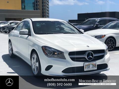 2019 Mercedes-Benz CLA for sale in Honolulu, HI