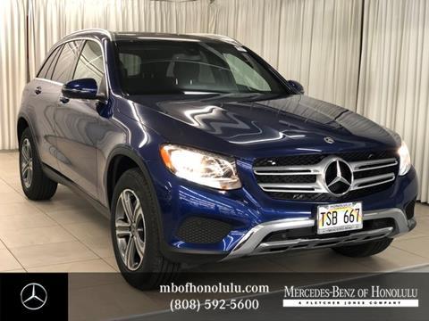 2019 Mercedes-Benz GLC for sale in Honolulu, HI