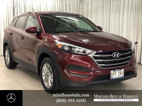 2016 Hyundai Tucson for sale in Honolulu, HI