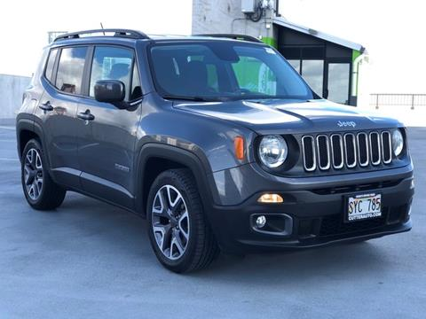 2016 Jeep Renegade for sale in Honolulu, HI