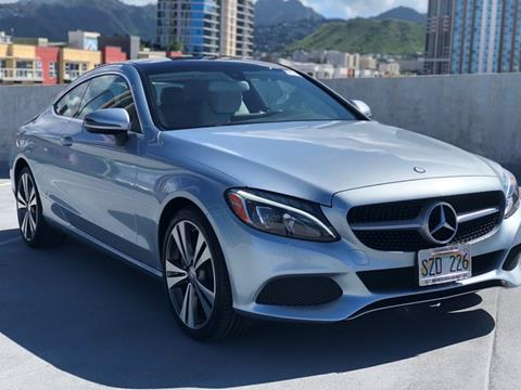 2017 Mercedes-Benz C-Class for sale in Honolulu, HI