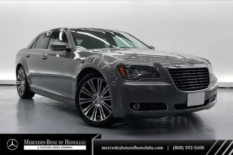 2012 Chrysler 300 S V6 for sale at Mercedes Benz of Honolulu in Honolulu HI