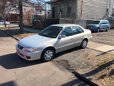 Used 2002 Toyota Corolla For Sale Carsforsale Com