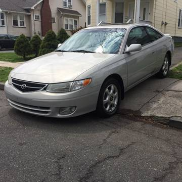 2001 Toyota Camry Solara For Sale In Hasbrouck Heights, NJ