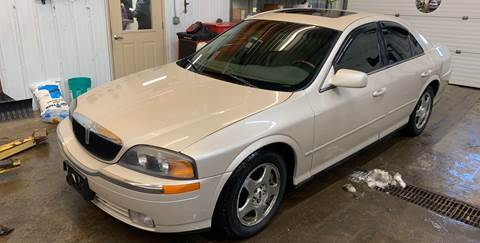 2000 Lincoln LS for sale in Baldwin, WI