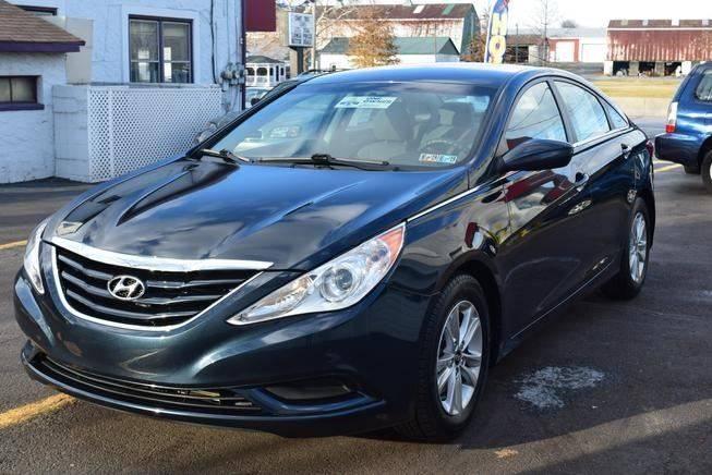2011 Hyundai Sonata For Sale >> 2011 Hyundai Sonata Gls In Birdsboro Pa L J Auto Sales