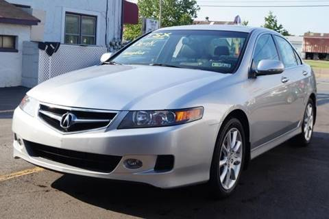 2007 Acura TSX for sale at L&J AUTO SALES in Birdsboro PA