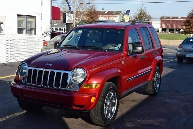 Good 2007 Jeep Liberty For Sale At Lu0026J AUTO SALES In Birdsboro PA
