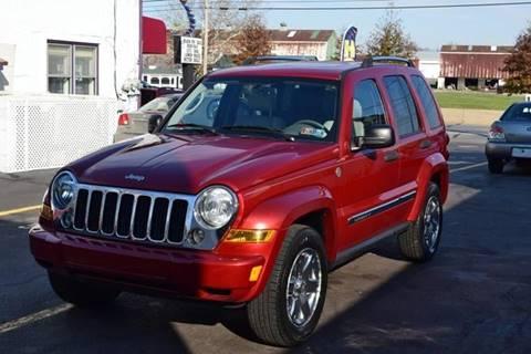 2007 Jeep Liberty for sale at L&J AUTO SALES in Birdsboro PA