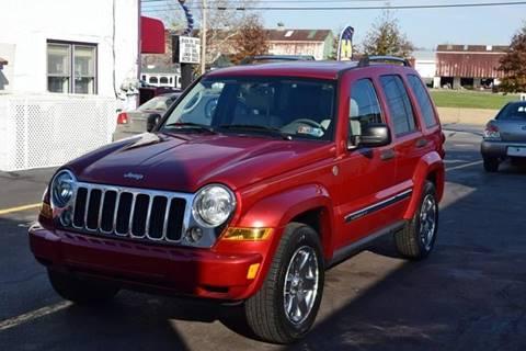 2007 Jeep Liberty for sale in Birdsboro, PA