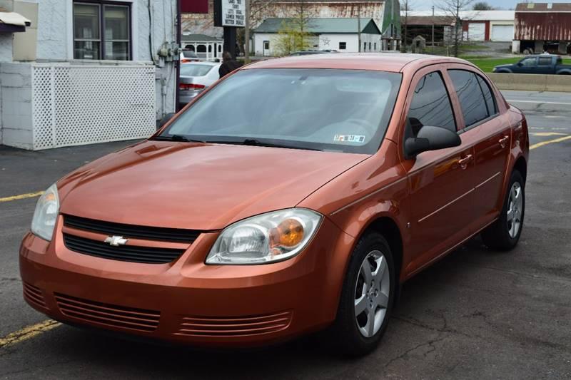 Superior 2007 Chevrolet Cobalt For Sale At Lu0026J AUTO SALES In Birdsboro PA