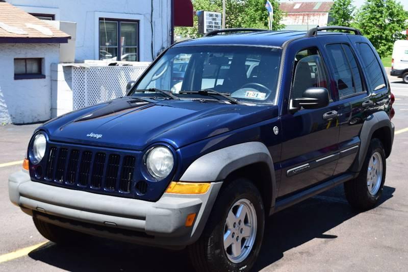 2007 Jeep Liberty For Sale At Lu0026J AUTO SALES In Birdsboro PA
