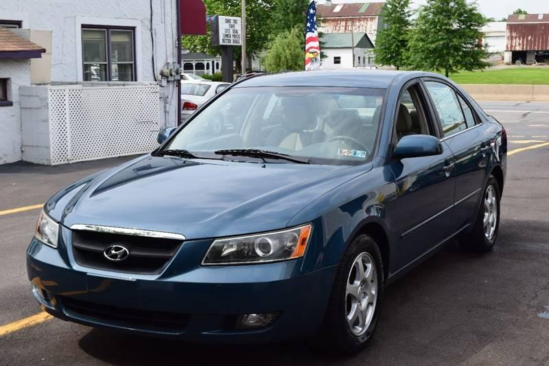 2006 Hyundai Sonata For Sale At Lu0026J AUTO SALES In Birdsboro PA