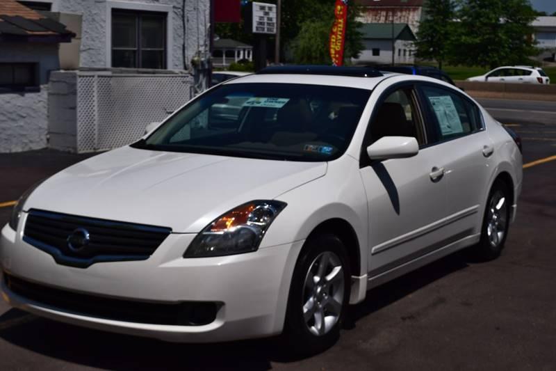 2007 Nissan Altima For Sale At Lu0026J AUTO SALES In Birdsboro PA
