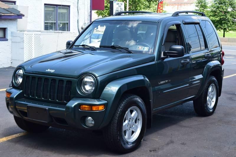2003 Jeep Liberty For Sale At Lu0026J AUTO SALES In Birdsboro PA
