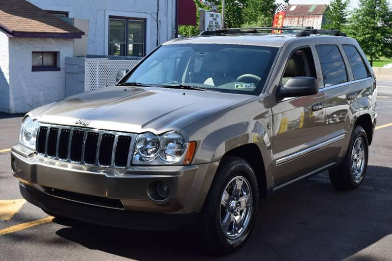2005 Jeep Grand Cherokee For Sale At Lu0026J AUTO SALES In Birdsboro PA