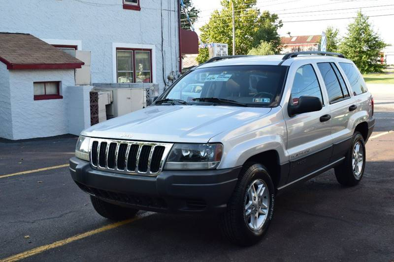 2002 Jeep Grand Cherokee For Sale At Lu0026J AUTO SALES In Birdsboro PA