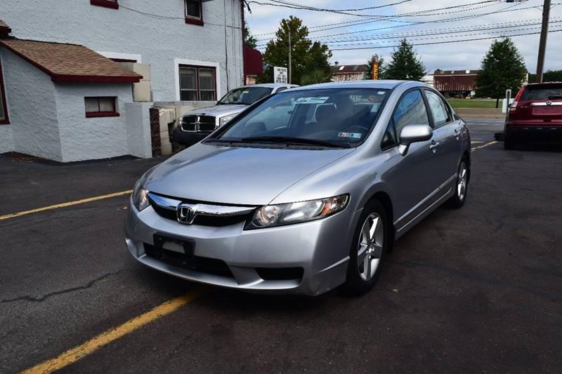 2009 Honda Civic For Sale At Lu0026J AUTO SALES In Birdsboro PA