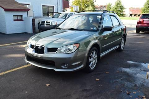 2007 Subaru Impreza for sale at L&J AUTO SALES in Birdsboro PA